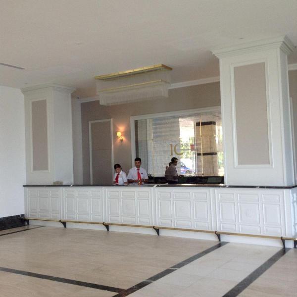 Antalya IC Santai Hotel Genel Mekan Dekorasyonu