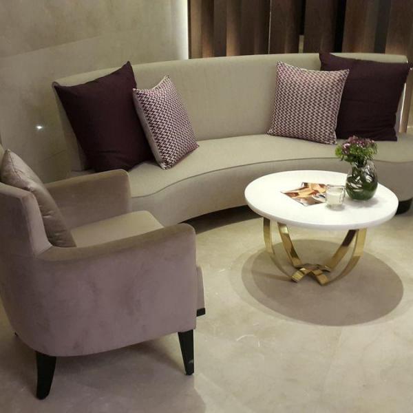 İstanbul Ataköy Hyatt Hotel SPA Dekorasyonu