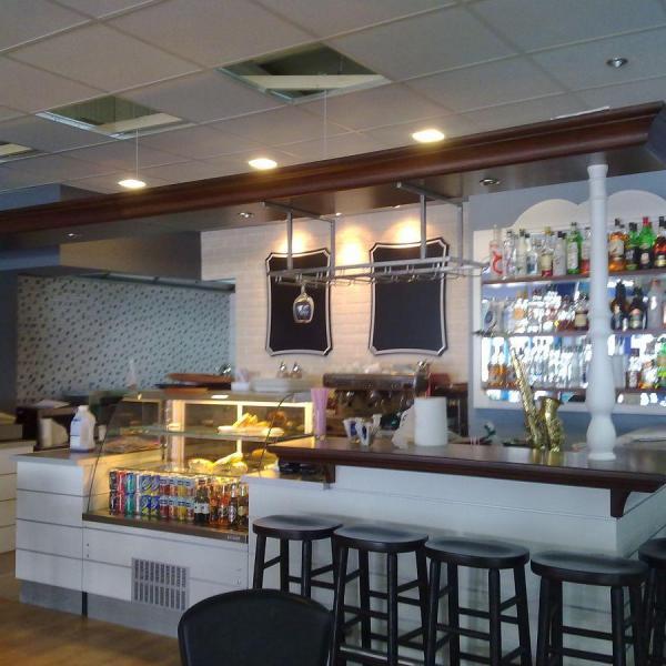 Bodrum Havalimanı Port Marin Cafe