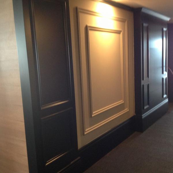 İstanbul Bononti Hilton Hotel Genel Mekan Dekorasyonu