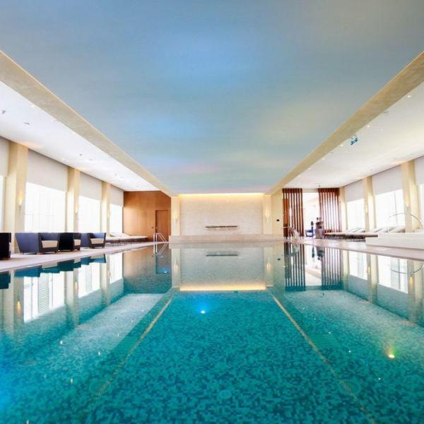 Özbekistan Taşkent Hyatt Hotel SPA Dekorasyonu